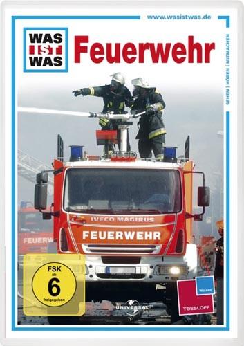 Was ist Was: Feuerwehr (DVD)