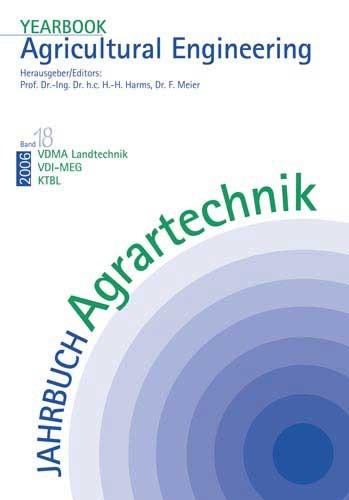 Jahrbuch Agrartechnik 2006