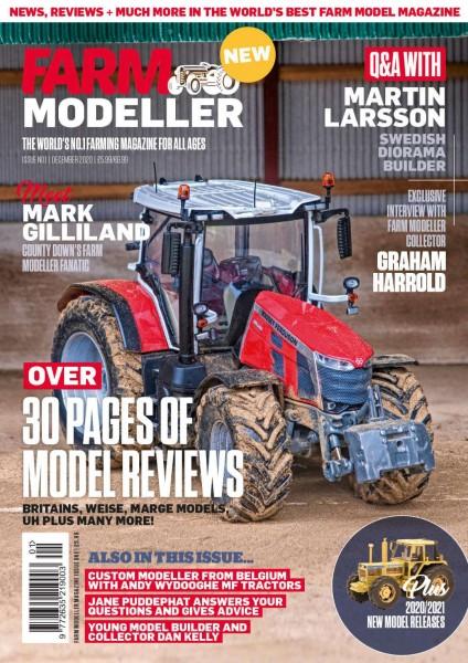 Farm Modeller Magazin Nr. 1 Dez 2020