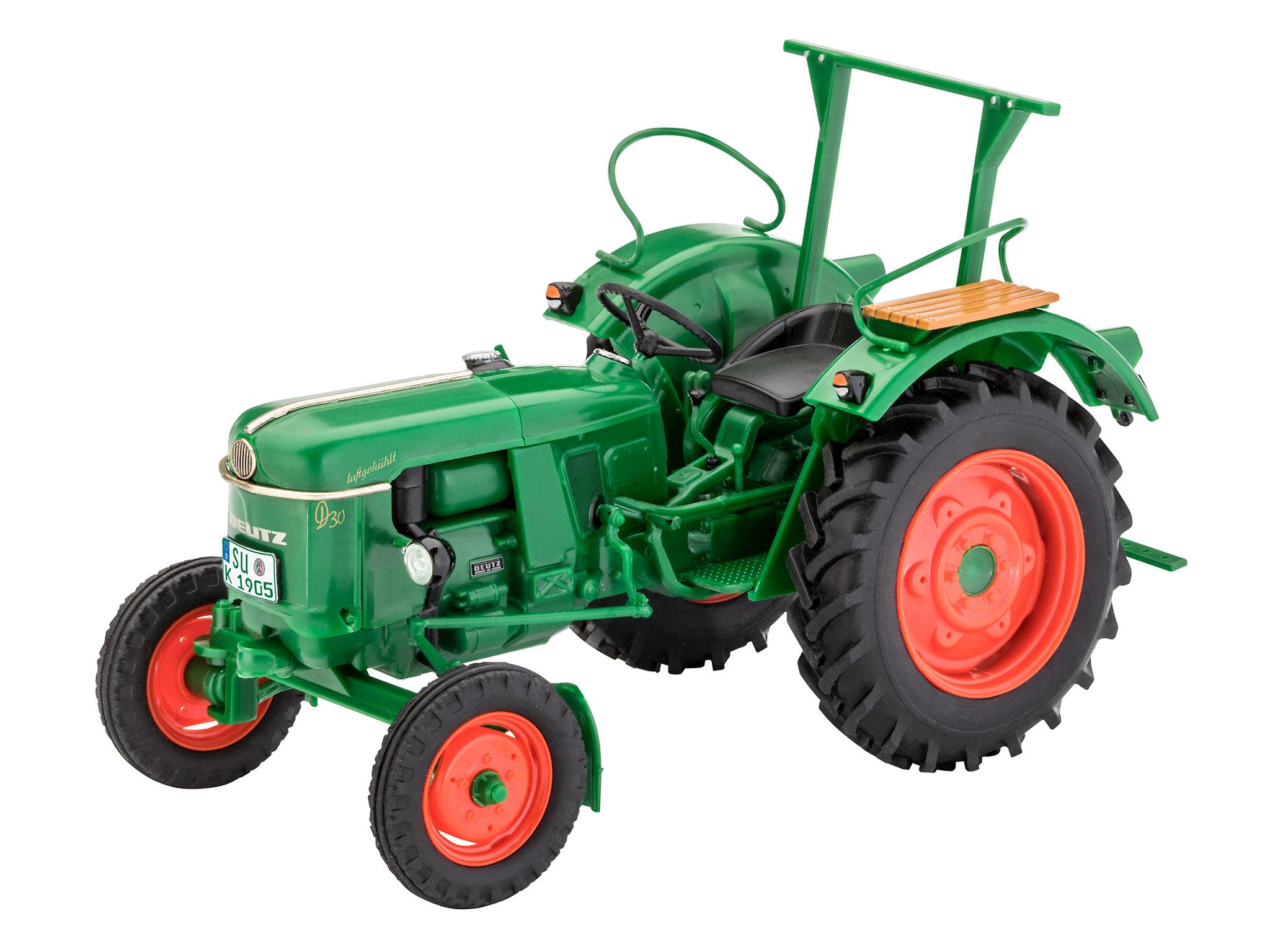Allgaier R22 1949 Traktor 1:43 Hachette//UH Modellauto