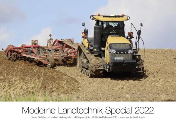 Moderne Landtechnik Diverse Fabrikate Kalender 2022