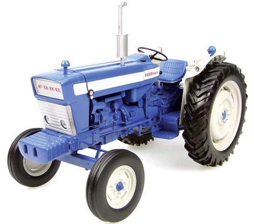 Ford 5000 Modell von Universal Hobbies 1:16