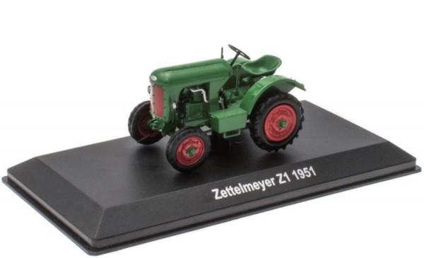 Zettelmeyer Z1 (1951) Modell von Atlas 1:43