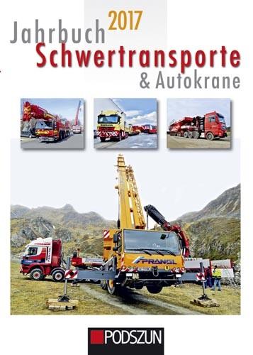 Jahrbuch Schwertransporte & Autokrane 2017