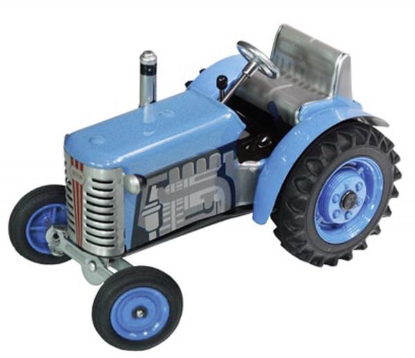 Zetor Traktor blau Modell von Kovap 1:25