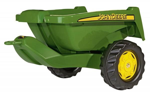 RollyKipper II John Deere Anhänger grün von rolly toys