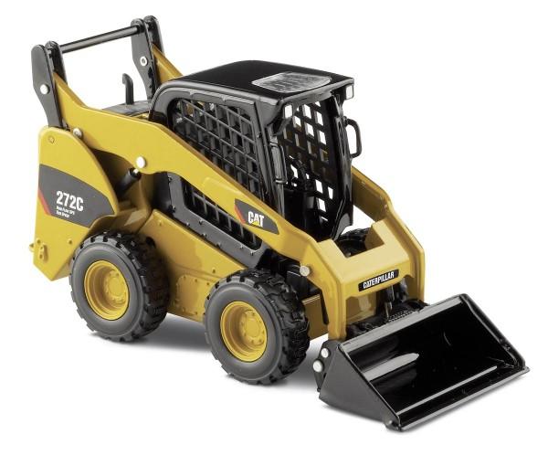 CAT 272C Kompaktlader Modell von DieCast Masters 1:32