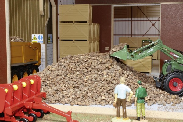 Kartoffeln 450-Gramm-Beutel Modell von Brushwood Toys 1:32