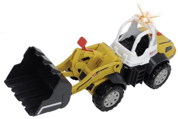 Radlader Modell von Dickie-Spielzeug 1:16