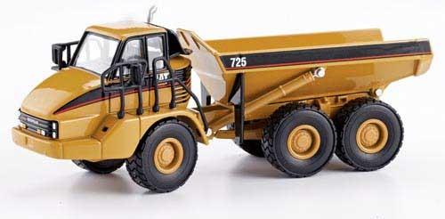 CAT 725 Knickgelenkter Dumper Modell von DieCast Masters 1:50